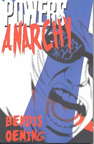Brian Michael Bendis Anarchy