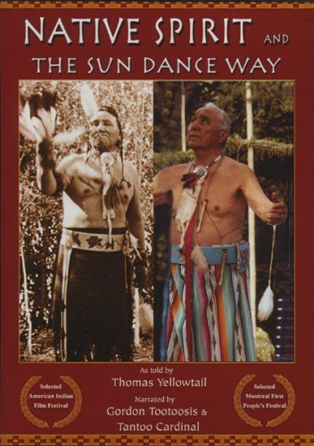 Thomas Yellowtail Native Spirit And The Sun Dance Way DVD Nr