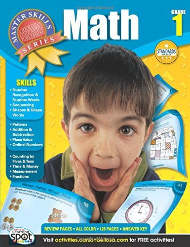 American Education Publishing Math Grade 1