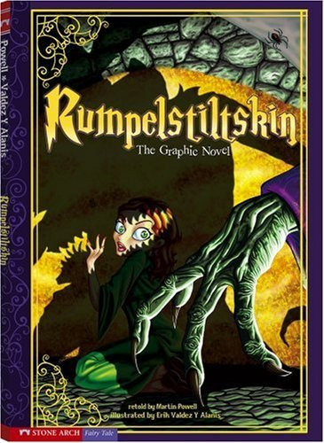 Martin Powell Rumpelstiltskin The Graphic Novel