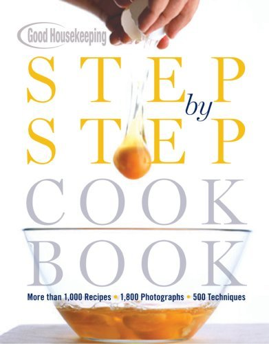 Susan Westmoreland Good Housekeeping Step By Step Cookbook