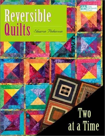 Sharon Pederson Reversible Quilts