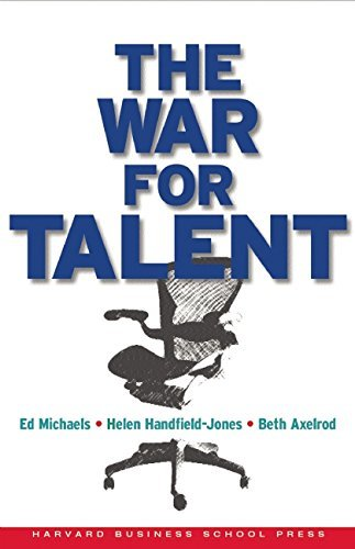 Ed Michaels The War For Talent