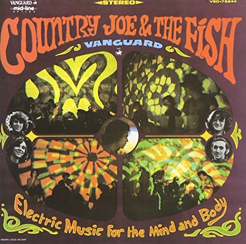 Country Joe & The Fish Electric Music For Mind & Body
