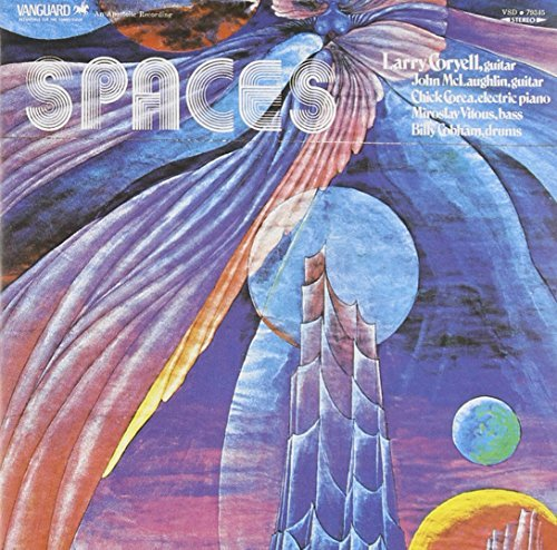 Larry Coryell/Spaces