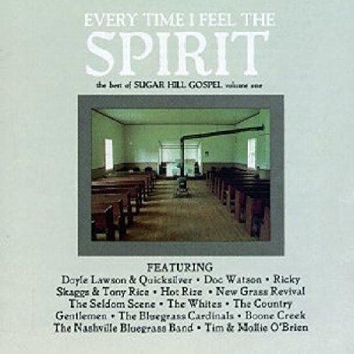 Best Of Sugar Hill Gospel/Vol. 1-Everytime I Feel The Sp@Lawson/Hot Rize/Watson/Skaggs@Best Of Sugar Hill Gospel
