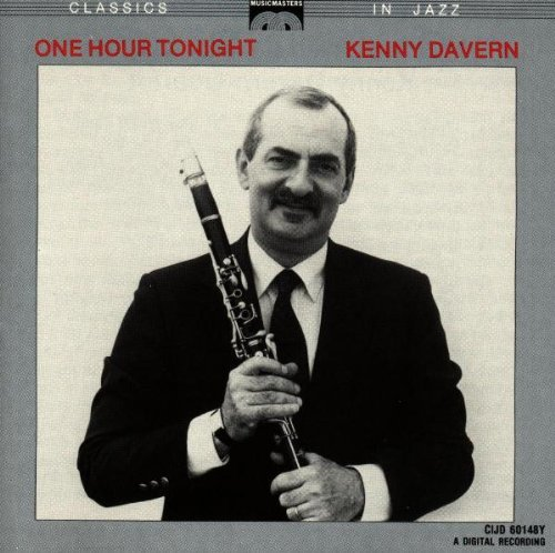 The Kenny Davern Trio One Hour Tonight
