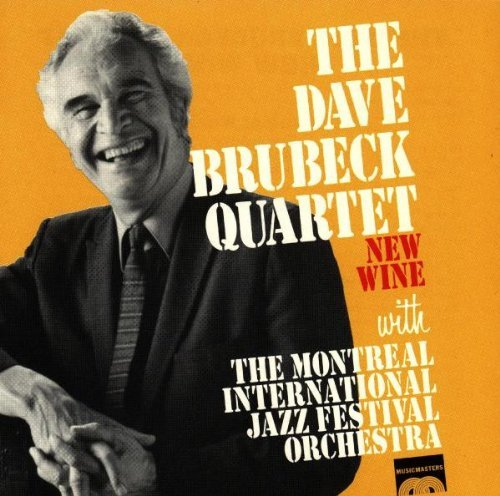 Dave Quartet Brubeck New Wine