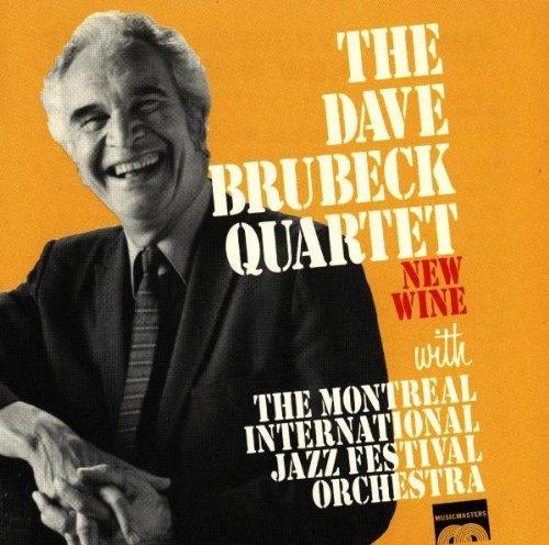 Dave Quartet Brubeck/New Wine