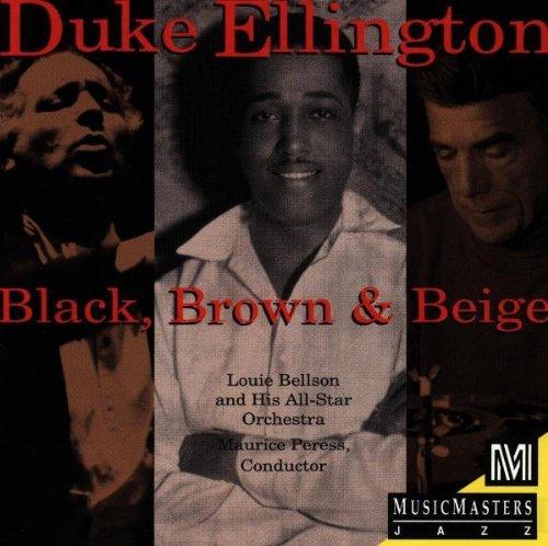 Louie Bellson/Black Brown & Beige