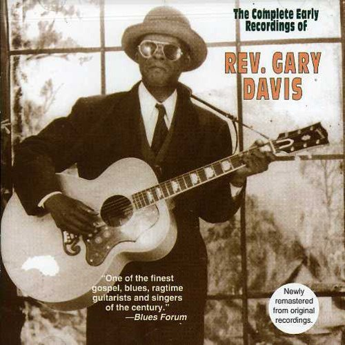 Rev. Gary Davis Complete Early Recordings .