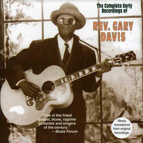 Rev. Gary Davis/Complete Early Recordings@.