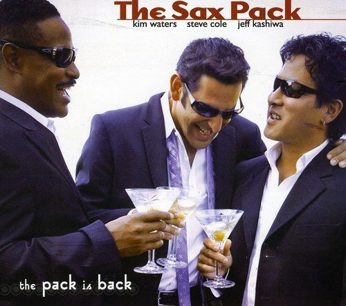Sax Pack Pack Is Back