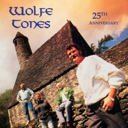 Wolfe Tones 25th Anniversary 2 CD