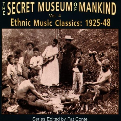 Secret Museum Of Mankind Vol. 4 Secret Museum Of Mankin Secret Museum Of Mankind