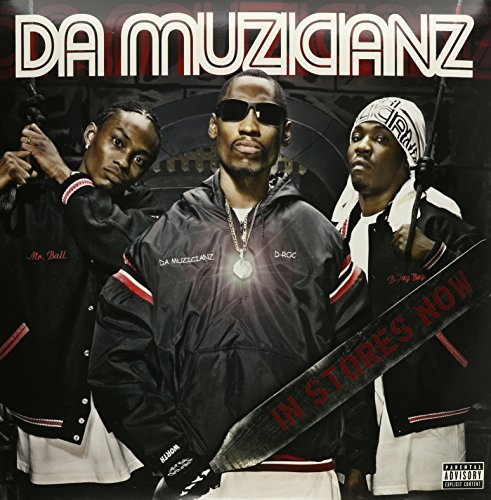 Da Muzicianz Da Muzicianz Explicit Version 2 Lp Set
