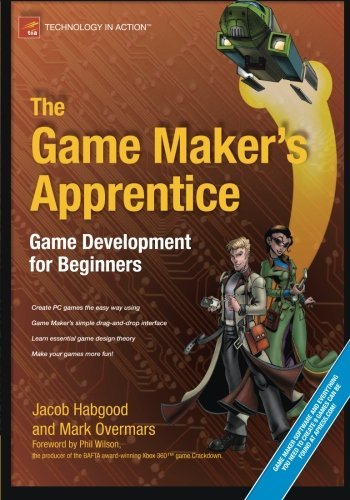 Jacob Habgood The Game Maker's Apprentice Game Development For Beginners [with Cdrom] Corrected Cor