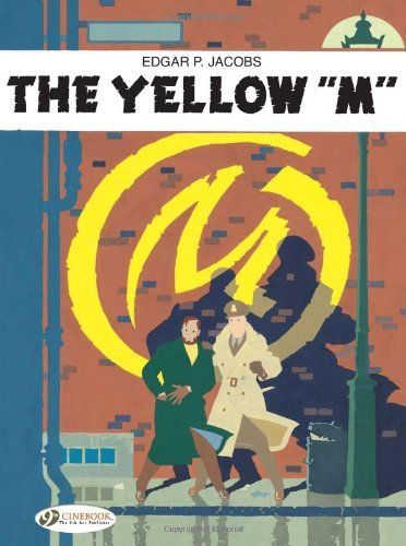 Edgar Pierre Jacobs The Yellow 'm'