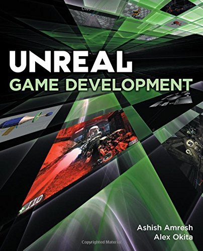 Ashish Amresh Unreal Game Development