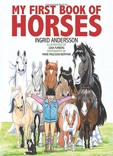 Ingrid Andersson My First Book Of Horses