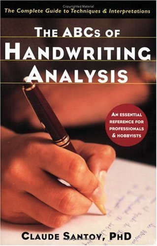 claude-santoy-the-abcs-of-handwriting-analysis-reissue