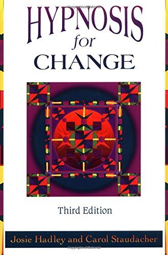 Josie Hadley Hypnosis For Change Calming Techniques For Your Hectic Life 0003 Edition;revised