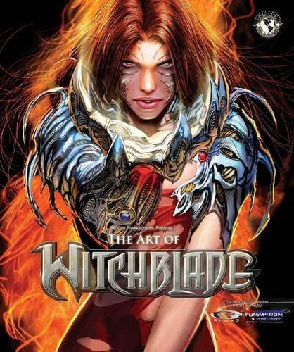 Marc Silvestri The Art Of Witchblade Volume 1 Art Collection