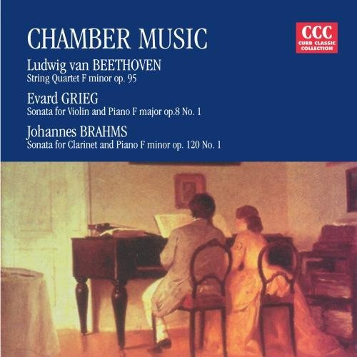 Beethoven/Grieg/Brahms/Chamber Music