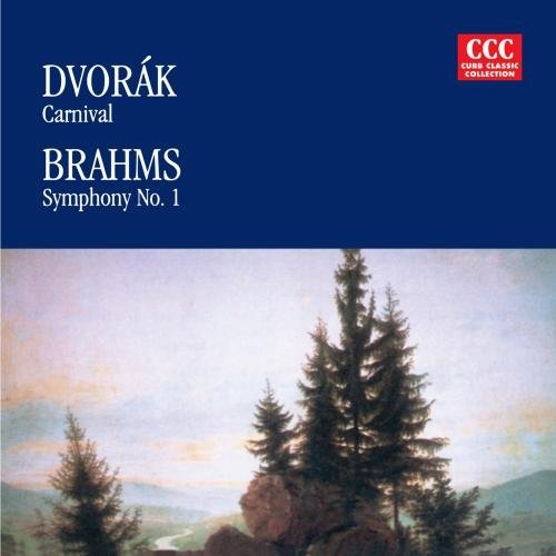 Dvorak/Brahms/Carnival/Symphony 1@Cd-R
