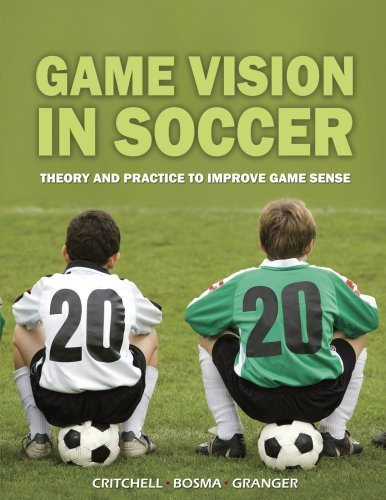 Mick Critchell Game Vision In Soccer Theory And Practice To Improve Game Sense