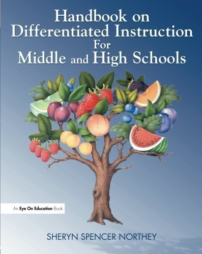 Sheryn Spencer Waterman Handbook On Differentiated Instruction For Middle