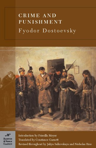 Fyodor Dostoevsky Crime And Punishment