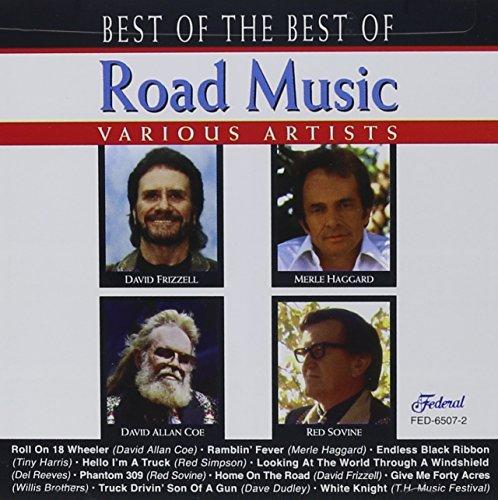 Best Of The Best Of Road Mu/Best Of Road Music@Haggard/Jones/Coe