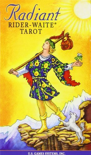 Pamela Smith Radiant Rider Waite Tarot Deck