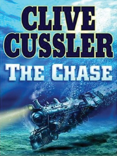 Clive Cussler The Chase Large Print