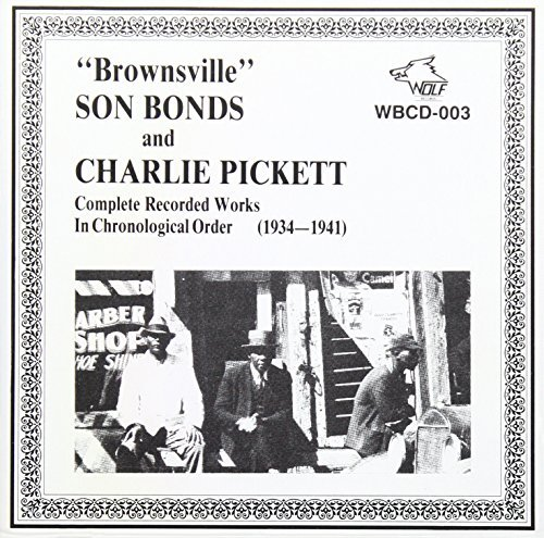 Bonds Pickett 1934 41 2 Artists On 1