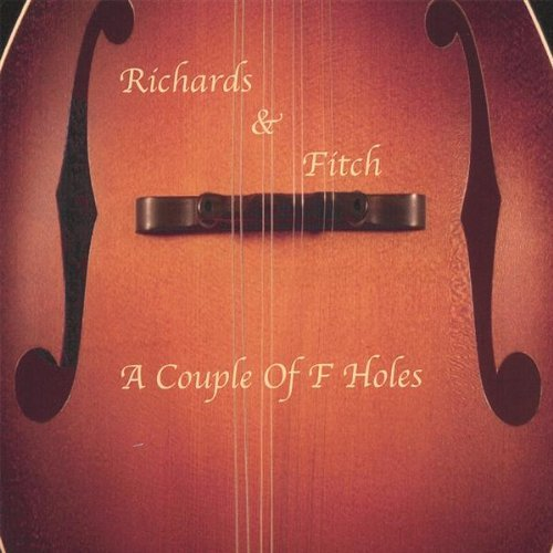 Richards & Fitch Couple Of F Holes