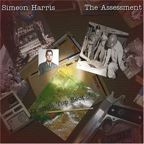 Simeon Harris Assessment