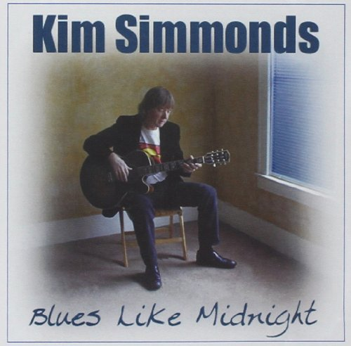 Kim Simmonds Blues Like Midnight