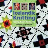 Helene Magnusson Icelandic Knitting Using Rose Patterns