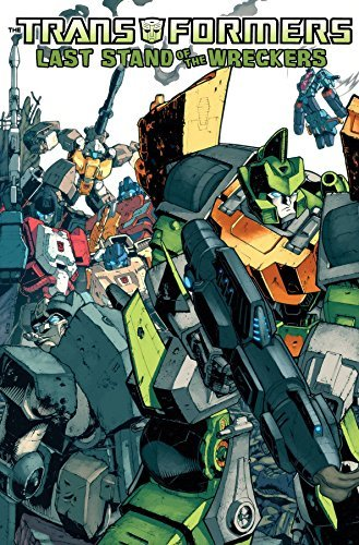 Nick Roche Transformers Last Stand Of The Wreckers