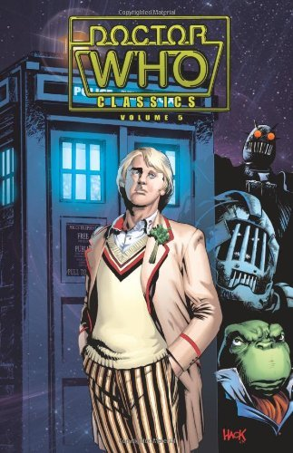 steve-parkhouse-doctor-who-classics-volume-5