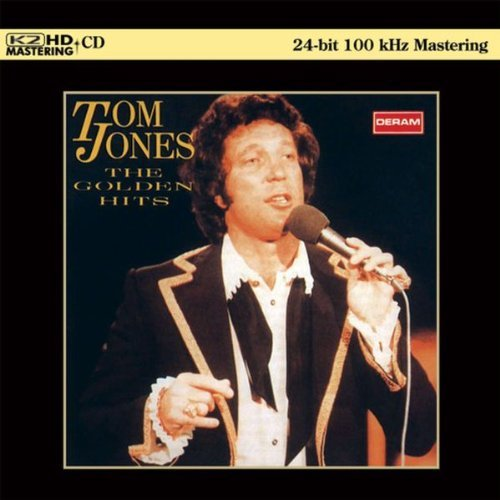 Tom Jones Golden Hits K2hd Mastering