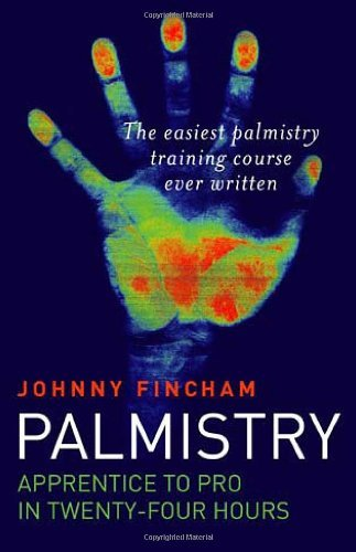 Johnny Fincham Palmistry Apprentice To Pro In 24 Hours