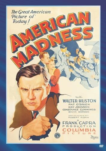 american-madness-huston-obrien-johnson-dvd-mod-this-item-is-made-on-demand-could-take-2-3-weeks-for-delivery