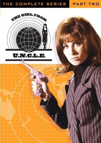 Girl From U.N.C.L.E. Girl From U.N.C.L.E. Complete DVD Mod This Item Is Made On Demand Could Take 2 3 Weeks For Delivery