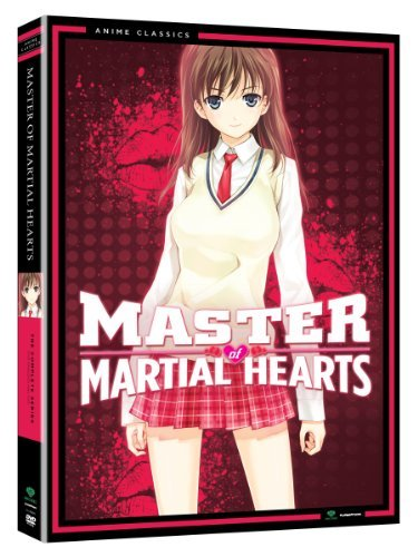 Master Of Martial Hearts Box Master Of Martial Hearts Tvma