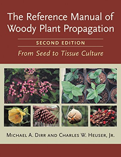 Michael Dirr The Reference Manual Of Woody Plant Propagation From Seed To Tissue Culture 0002 Edition;