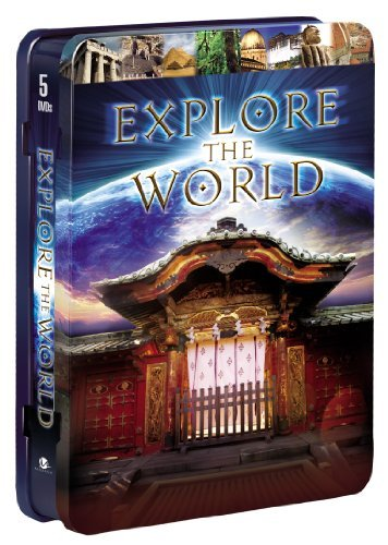 Explore The World Explore The World Coll. Tin Nr 5 DVD