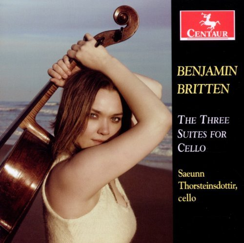 B. Britten Three Suites For Cello Thorsteinsdottir (vc)